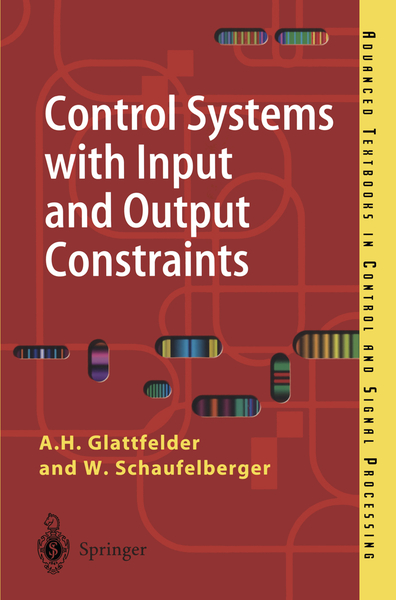 Control Systems with Input and Output Constraints | Dodax.nl