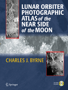 Lunar Orbiter Photographic Atlas of the Near Side of the Moon | Dodax.ch