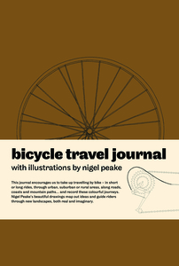 Bicycle Travel Journal | Dodax.pl