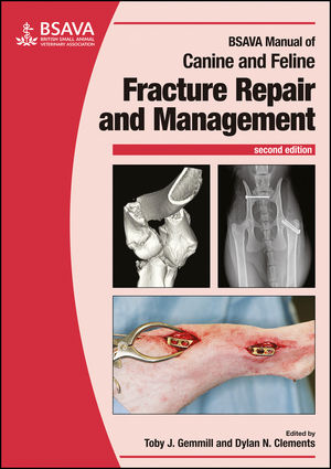 BSAVA Manual of Canine and Feline Fracture Repair and Management   Dodax.ch