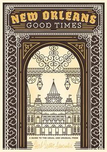New Orleans: Good Times, Map | Dodax.ch