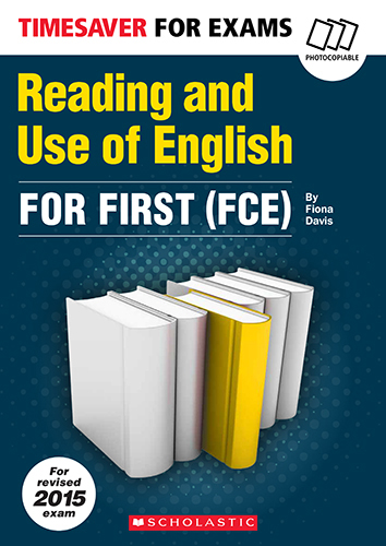Timesaver 'Reading and Use of English', For First (FCE) | Dodax.at