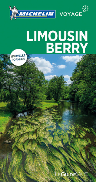 Michelin Le Guide Vert Berry Limousin | Dodax.at