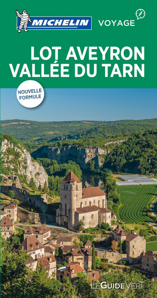 Michelin Le Guide Vert Lot Aveyron Vallee | Dodax.at