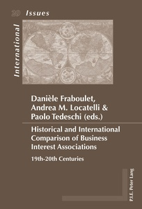 Historical and International Comparison of Business Interest Associations | Dodax.at
