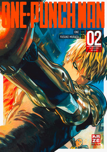 One-Punch Man. Bd.2 | Dodax.at