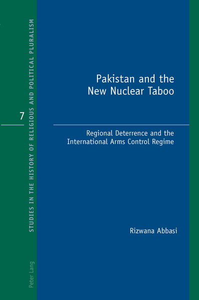 Pakistan and the New Nuclear Taboo | Dodax.at