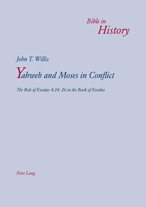 Yahweh and Moses in Conflict | Dodax.nl