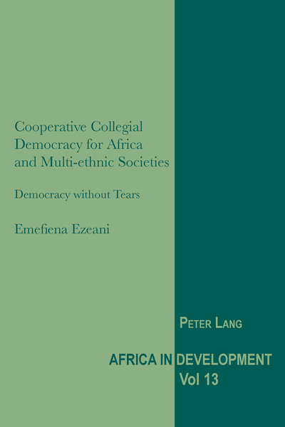 Cooperative Collegial Democracy for Africa and Multi-ethnic Societies | Dodax.pl