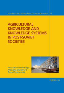 Agricultural Knowledge and Knowledge Systems in Post-Soviet Societies | Dodax.co.uk