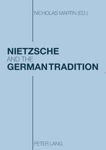 Nietzsche and the German Tradition | Dodax.de