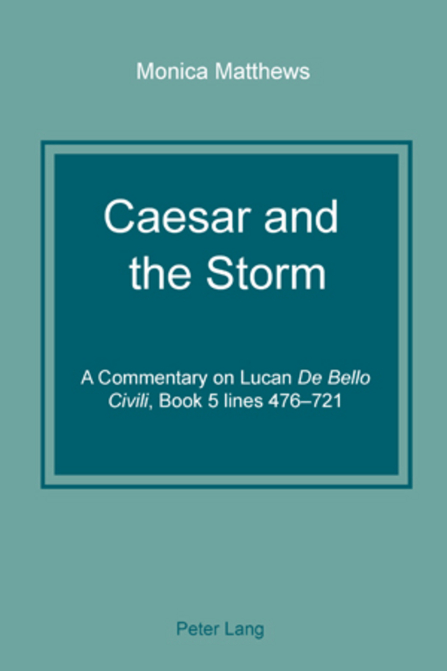 Caesar and the Storm | Dodax.at
