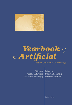 Yearbook of the Artificial. Vol. 4 | Dodax.co.uk