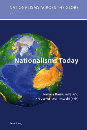 Nationalisms Today | Dodax.nl