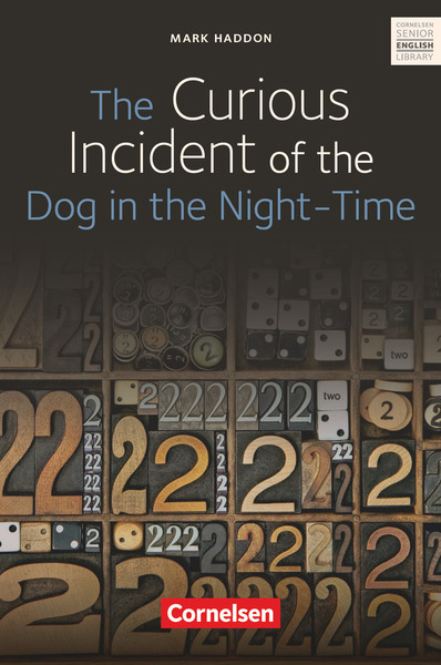 Cornelsen Senior English Library - Literatur / Ab 10. Schuljahr - The Curious Incident of the Dog in the Night-Time | Dodax.com