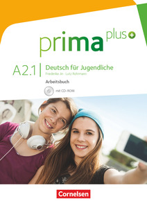 Prima plus / A2: Band 1 - Arbeitsbuch mit CD-ROM | Dodax.it