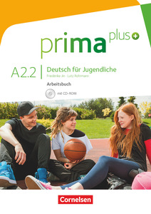 Prima plus / A2: Band 2 - Arbeitsbuch mit CD-ROM | Dodax.it