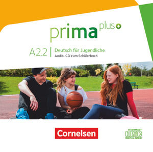 Prima plus / A2: Band 2 - Audio-CD zum Schülerbuch | Dodax.it