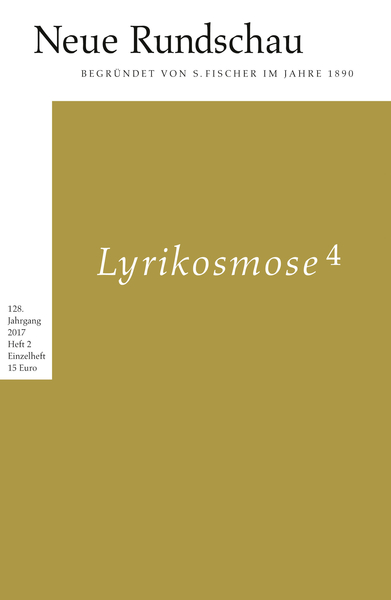 Lyrikosmose. Tl.4 | Dodax.at