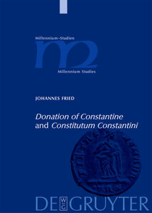 'Donation of Constantine' and 'Constitutum Constantini' | Dodax.ch