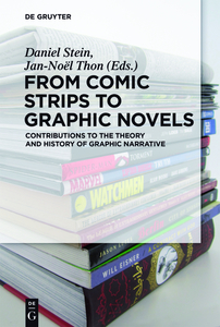 From Comic Strips to Graphic Novels   Dodax.co.uk