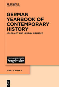 Holocaust and Memory in Europe | Dodax.ch