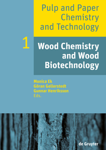 Wood Chemistry and Wood Biotechnology | Dodax.de