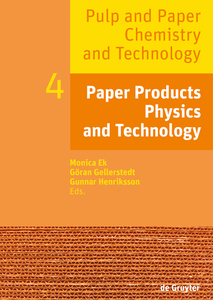 Paper Products Physics and Technology | Dodax.de