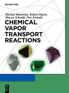 Chemical Vapor Transport Reactions | Dodax.de