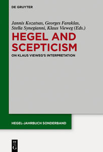 Hegel and Scepticism | Dodax.nl