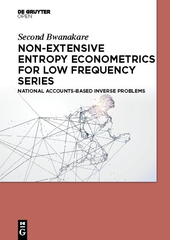 Non-Extensive Entropy Econometrics for Low Frequency Series   Dodax.nl