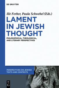 Lament in Jewish Thought | Dodax.at