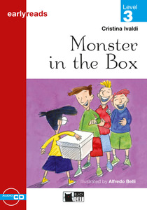 Monster in the Box, w. Audio-CD | Dodax.ch