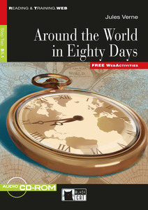 Around the World in 80 days, w. CD-ROM | Dodax.ch