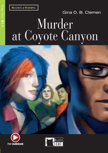 Murder at Coyote Canyon, w. Audio-CD-ROM | Dodax.ch