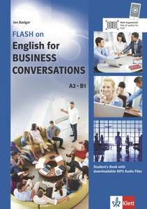 Flash on English for Business Conversations, Student's Book with downloadable MP3 Audio Files | Dodax.ch