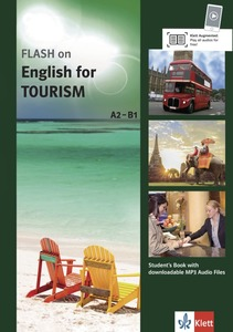 FLASH on English for TOURISM, Student's Book with downloadable MP3 Audio Files | Dodax.ch