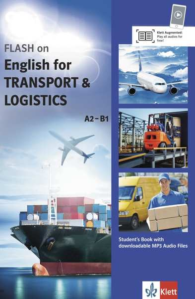 FLASH on English for TRANSPORT and LOGISTICS A2-B1 | Dodax.pl