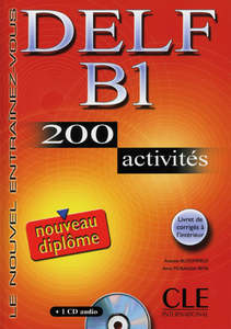 DELF B1 - 200 activites, m. Audio-CD | Dodax.at