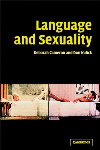 Language and Sexuality | Dodax.nl