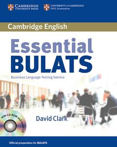 Essential BULATS, Student's Book w. Audio-CD and CD-ROM | Dodax.ch