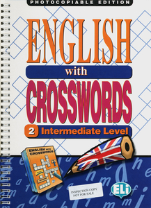 English with Crosswords 2 | Dodax.nl