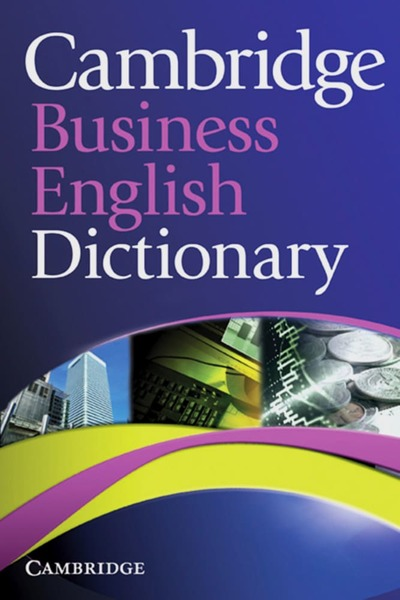 Cambridge Business English Dictionary | Dodax.at