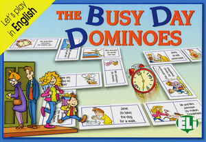 The Busy Day Dominoes | Dodax.pl