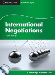 International Negotiations, Student's Book w. 2 Audio-CDs | Dodax.ch