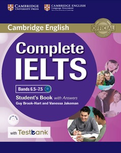 Complete IELTS - Bands 6.5-7.5 C1. Student's Book with answers, with CD-ROM and Testbank | Dodax.ch