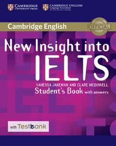 New Insight into IELTS - Student's Book with answers and Testbank | Dodax.at