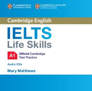 IELTS Life Skills Official Cambridge Test Practice A1, 2 Audio-CDs | Dodax.at