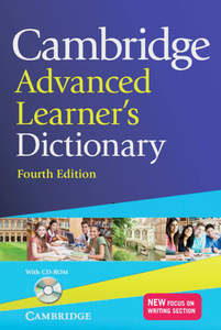 Cambridge Advanced Learner's Dictionary, w. CD-ROM | Dodax.at