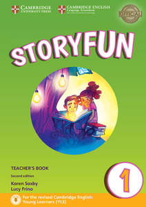 Storyfun for Starters, Movers and Flyers 1 2nd Edition | Dodax.pl